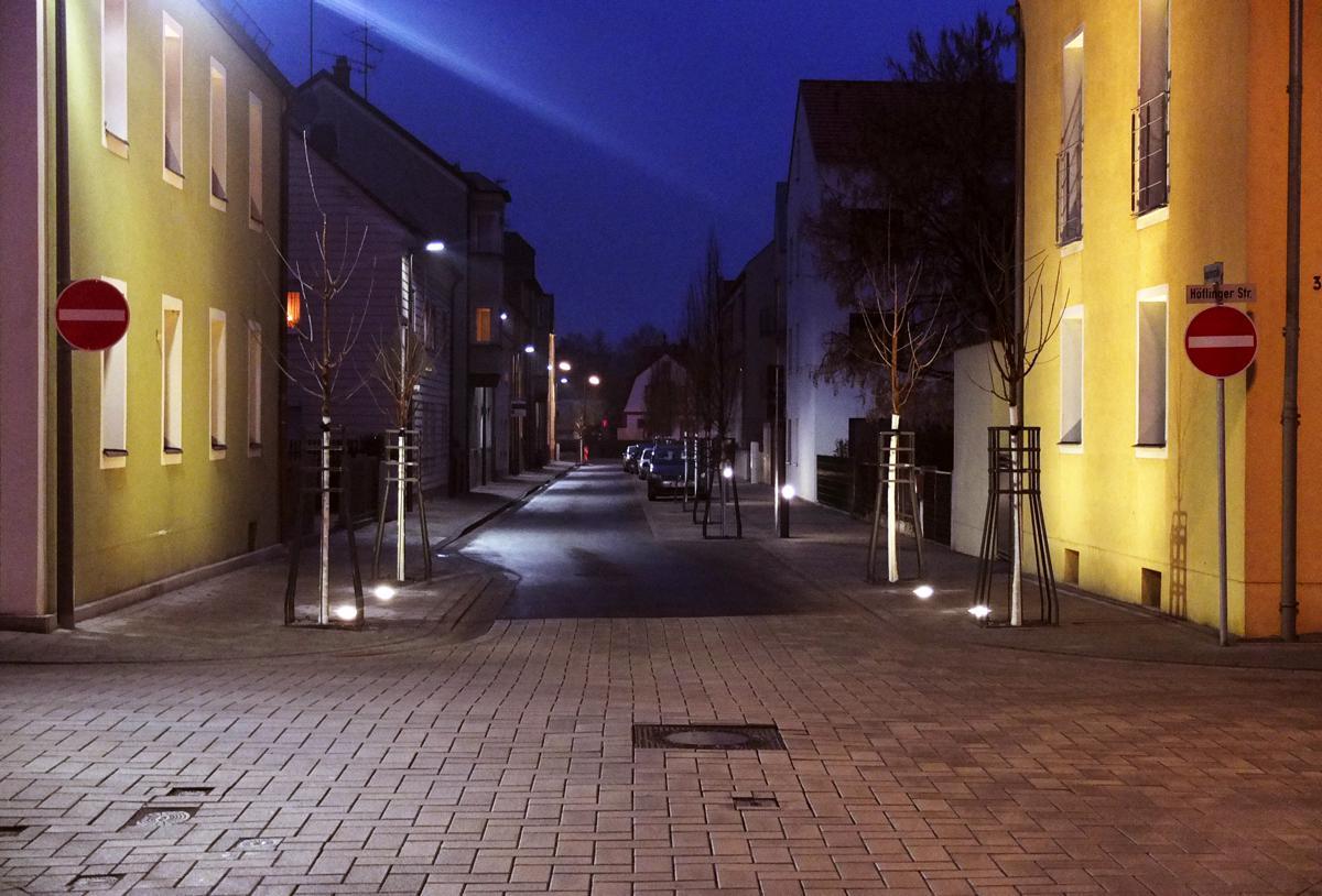 Neugestaltung augustinstrasse schwandorf 2g architekten 03 for 03 architekten